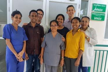 HNGV endoscopy unit 2018